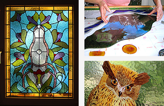 Free Printable Stained Glass Patterns Find 9