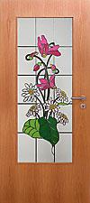 Glasscheiben Für Zimmertüren : innent ren mit bleiverglasung ~ Markanthonyermac.com Haus und Dekorationen