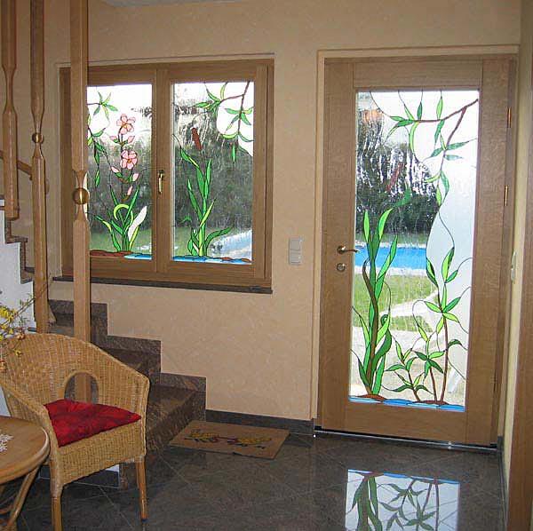 fenster mit bleiverglasung und bleiverglasungen sowie glasfenster mit buntglas. Black Bedroom Furniture Sets. Home Design Ideas