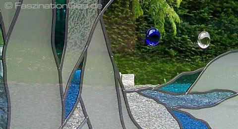 Schöner als Gardinen - Fenster mit Designglas gestalten