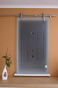 stollent ren eine sympathische mischung aus holz und glas. Black Bedroom Furniture Sets. Home Design Ideas