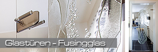 Exklusive Design Glastüren - Informationen und Motive